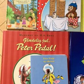 12 styk børnebøger bøger til børn Cirkeline se lyt og læs med cd. Peter pedal. Eventyr læs højt læs let bøger Rasmus klump bog med opskrift Sælges samlet Røgfrit og dyrefrit hjem