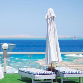 All inclusive rejse til Hurghada. Alt er inkluderet, mad, drikke, Resort, fly, og transfer til og fra lufthavnen. Giv gerne bud!!!Det er fra Billund lufthavn på søndag d. 16 til d. 23 december. Jeg har fire billetter (2500 pr. Stk) og det er inklusiv navneændring også. Skriv for mere info, har billeder af turen. Hotellet er MinaMark Beach Resort