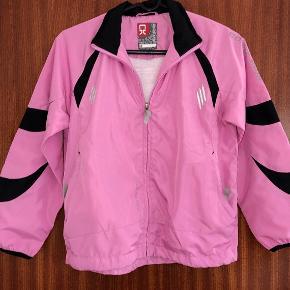 f1870c27201 Color kids sød rosa let jakke str 8 år 128-134 cm.