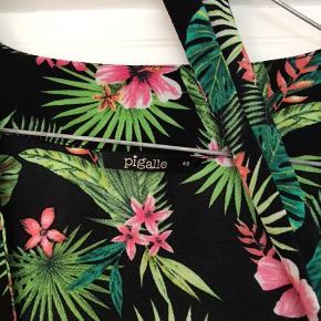 Kimono med bindebånd