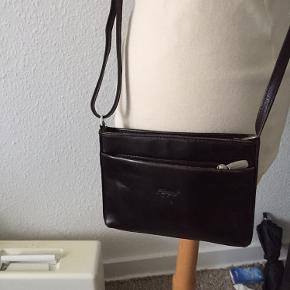 Ægte læder taske