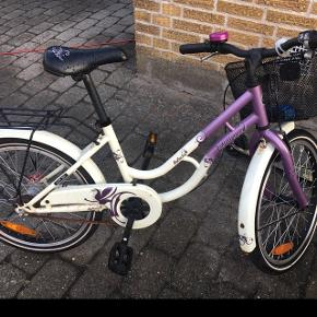 21 tommer pigecykel