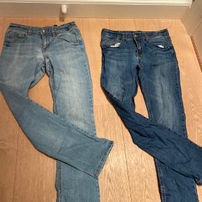 2x H&M bukser Cond: 5-6 Tag dem til 100