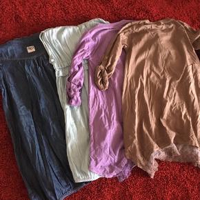 4 stk kjoler sælges!🌸  2 fra PompDeLux, 2 fra Claire Brugt få gange Alle str 11-12 år  Sælges samlet for 100kr🌸