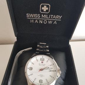 Hanowa Swiss Military  ure.  Næsten som nye . Unisex