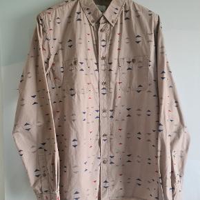 Wood Wood skjorte