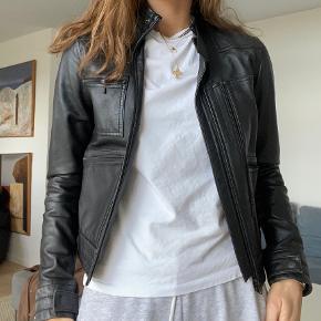 Nike pels- & skindjakke