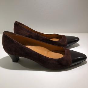 Kun brugt en gang. Super lækker italiensk kvalitets sko fra Franca Venezia