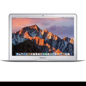 Model Macbook air 2015, 13 - inch, 1,6 GHz intal core i5, 4 GB