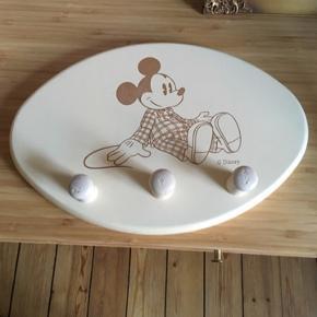 Mickey mouse Knagerække  -fast pris -køb 4 annoncer og den billigste er gratis - kan afhentes på Mimersgade 111 - sender gerne hvis du betaler Porto - mødes ikke andre steder - bytter ikke