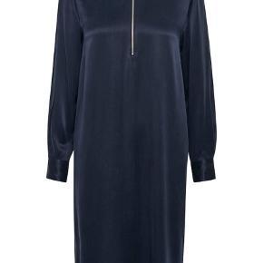 Smuk Viscose kjole, Loose fit - 55% viscose 45% gupro  Løs model