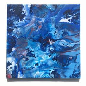 Originalt maleri. Maleriet er 30x30cm