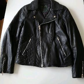 Jakke læder næsten køb og salg | Find den bedste pris!