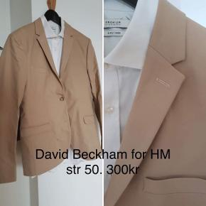 DAVID BECKHAM for HM