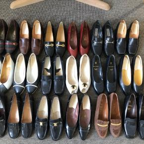 Bruno magli og Bally Vasano sko i 38 og 38 1/2 nogle er brugt og andre ikke , kom med en pris , jeg sender ikke , og modtager mp .