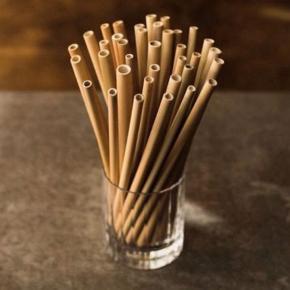 Skal vi ikke allesammen redde skildpadderne fra vores plastik sugerør, og få fat i nogle økologiske, Fairtrade, og naturligt nedbrydelige bambus sugerør? Plus de ser også ret godt ud i din Strawberry Daiquiri ;-)  Priserne er følgende:  1-10 sugerør -> 10 kr. Pr. Stk. (plus fragt) 11-50 sugerør -> 9 kr. Pr. Stk. (inkl. fragt) 51-100 sugerør -> 8 kr. Pr. Stk. (inkl. fragt) 100< sugerør -> kontakt mig   Dog vær opmærksom på at de først kan leveres i midt-slut november alt efter antal.