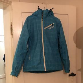 Skijakke / jakke i flot turkis farve  Mærke: durAtec Extreme  Np: 999