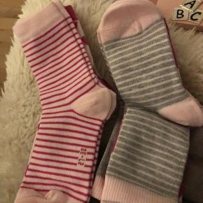 7 par nys sokker str 27-31