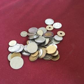 Pièces de monnaie de plusieurs pays D'Europe des années 60/99 Prix symbolique 10- le lot