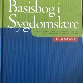 Basisbog i sygdomslære er skrevet til medicin og sygeplejerske studierne men bruges også på fysioterapeut uddannelsen sælges da jeg har den på pdf