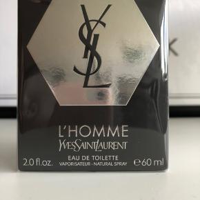 Yves Saint Laurent L'Homme EdT 60 ml Aldrig brugt, stadig pakket i folie Nypris 509,95