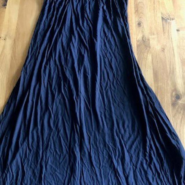 H&M+ Lang kjole med blonde