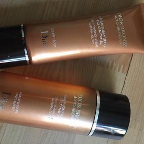Dior Bronze  Self tanning Oil og Self tanning creme  Samlet pris