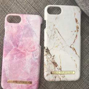 2 ideal of sweden covers til iPhone 6/6s. Sælges fordi jeg har fået ny telefon. Hvert cover er kun brugt i et par måneder. :-) Nypris 249 pr. styk.