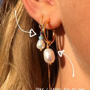 Hjemmelavede perlesmykker.  Pris står på billedet De kan både laves i guld og sølv, og lige den farve og det mønster, som du ønsker❤️💞🥰