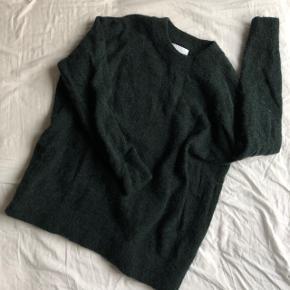 Næsten aldrig brugt sweater fra Samsøe Samsøe 💚 Vildt lækker kvalitet