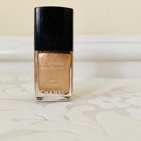 Gylden glimmer neglelak - brugt en enkelt gang. Har ikke æsken længere. ⚜️⚜️⚜️