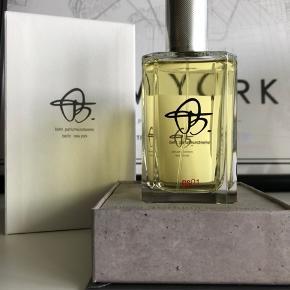 Biehl Parfumkunstwerke GS01 EdP 100 ml Aldrig brugt Nypris 995,-  Prisen er ekskl. fragt og TS gebyr