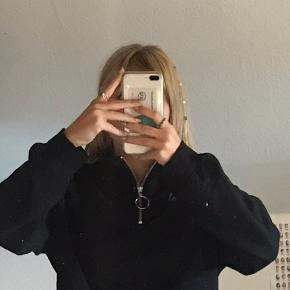 Sweater med lynlås fra h&m
