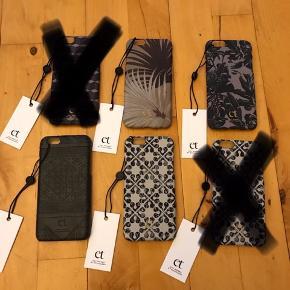 Super fine covers fra DAY et. De er med prismærke og er derfor helt nye. iPhone 6/6s 1stk 30kr. 2stk 50kr.