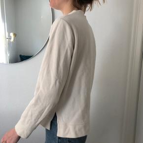 Off white light sweater from samsøe&samsøe