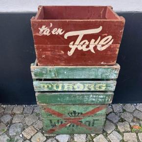 Ølkasser/sodavands kasser