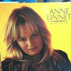 """""""Min sang"""" - Anne Linnet, 1989"""