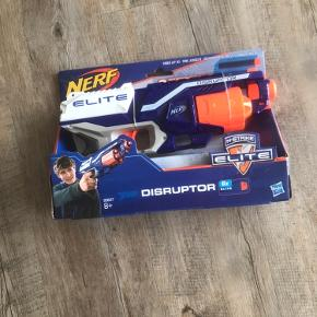 Ny Nerf pistol. Kan hentes i Esbjerg N