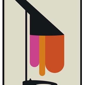 Fin plakat, har aldrig hængt fremme. 50 x 70 cm. Sælges for 50 kr