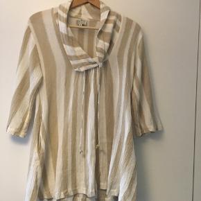 Så løs og lækker skjorte / tunika  Bomuld