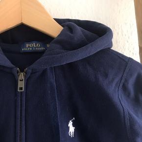Super blød lynlås sweat fra Polo Ralph Lauren. Kun brugt få gange 🙌