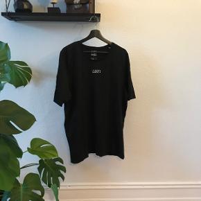Andy Tankmar x Jack and Jones oversize t-shirt str. L, ret stor i størrelsen  Brugt meget lidt