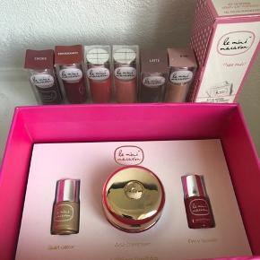 Flotte farver til Le mini macaron, samt en flot limited edition lampe og farver. Derudover medfølger en pakke remover pads