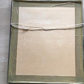 Svend P. Jørgensen litografi. 50*56 cm