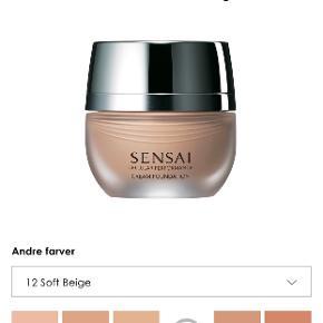 Sensai makeup