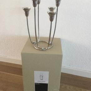 Georg Jensens 6 arm lysestage.  Helt ny.