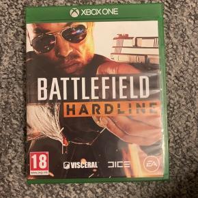 """Sælger dette xbox one spil """"Battlefield Hardline"""" da jeg ikke spiller xbox længere;))"""