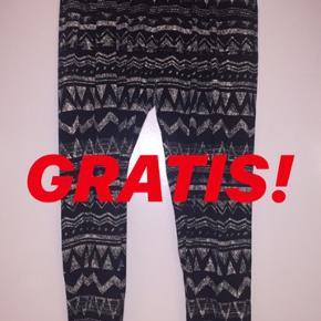 Sommer bukser fra Only.  Str. M  Har lommer