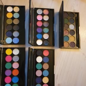 Sleek makeup næsten som nyt. Pris pr stk er 40 kr