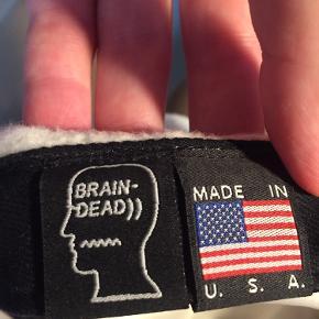 Braindead x Dover street market Lækkert materiale